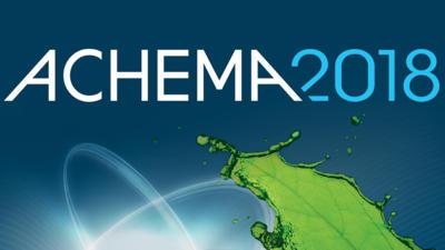 3V Tech at Achema 2018